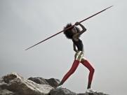 抽象女性运动概念图片_19张