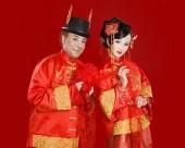 传统婚礼情景图片_71张