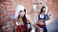 美女cosplay图片_18张