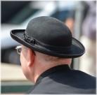戴帽子的人物背影图片_14张