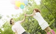 公园婚礼图片_25张