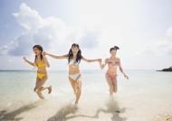海灘女孩圖片_46張