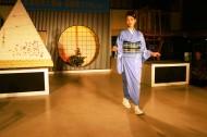 日本和服表演图片_10张
