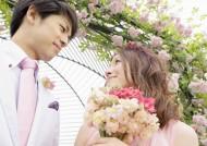 花园婚礼图片_50张