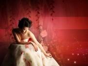 婚纱摄影图片_21张