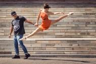街上的舞者圖片_11張
