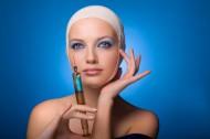 女性面部抽象概念图片_74张