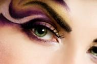 女性眼部妆容图片_17张