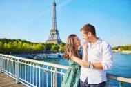 浪漫的情侶夫妻度假旅行圖片_20張