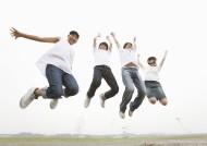 青少年活力与微笑图片_24张