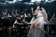 時尚婚紗照圖片_108張