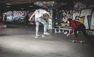玩滑板的人图片_14张