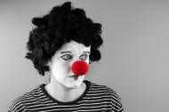 可爱的小丑演员图片_12张