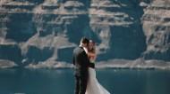 新婚夫妇拍婚纱照图片_10张