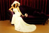 新娘礼服特写图片_65张
