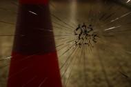破碎的玻璃背景图片_10张
