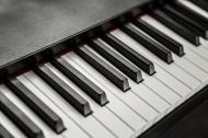 钢琴琴键素材图片_10张