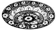 兩宋時期盤子花紋圖片_73張