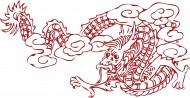 龍紋圖案圖片_35張