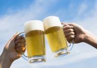 夏日清新背景素材啤酒西瓜风车向日葵图片_15张