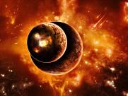 宇宙创意-星球大爆炸图片_10张