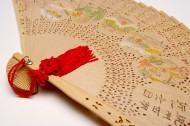 中国传统扇子图片_11张