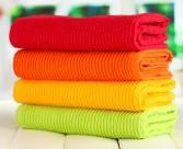 五颜六色的毛巾图片_15张