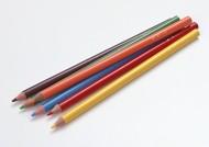 彩色鉛筆和水筆圖片_6張