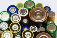 电池堆放图片_9张