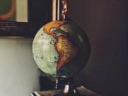 地球模型地球仪图片_10张
