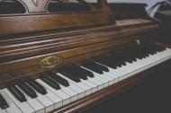 钢琴键盘高清图片_11张