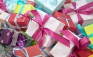 精美的礼物盒图片_12张