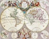 古老的地图图片_60张