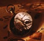 古老的钟表指南针图片_7张