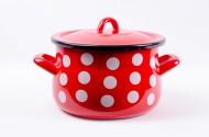 红色烹饪锅图片_6张