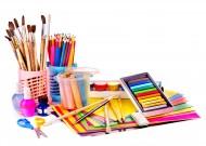 画画工具学习用品图片_23张