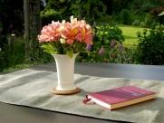 插满鲜花的花瓶图片_15张