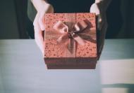 精美的礼品盒图片_15张