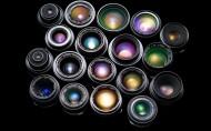各類相機鏡頭圖片_19張