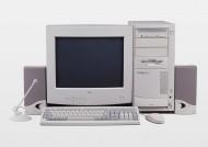 老式计算机图片_27张