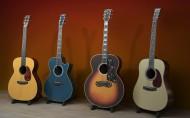 精致吉他特写图片_25张
