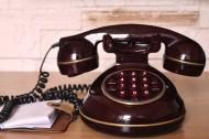 老式电话机图片_13张