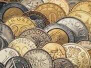 錢幣硬幣圖片_23張