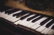 钢琴键盘图片_13张