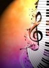 钢琴图片  _5张