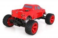 红色汽车模型图片_12张