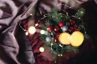 圣诞节装饰圣诞球图片_10张