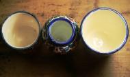 陶瓷杯子和碗圖片_22張