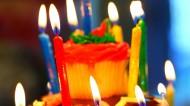 唯美生日蠟燭圖片_6張