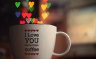 溫暖的咖啡杯圖片_11張